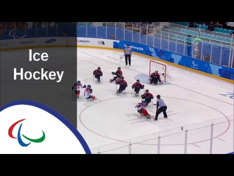 Ice hockey: Czech Republic v Japan  | Preliminary Game | 2018 Paralympic Games | LIVE