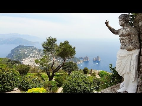 Capri Island Tour in Italy - Highlights