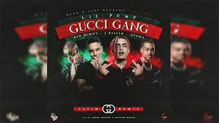Lil Pump Ft. Bad Bunny, J Balvin, Ozuna - Gucci Gang Spanish