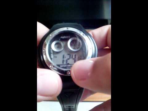 Como acertar a hora do relógio