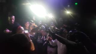 SEE HOW FANS IN VIENNA GO CRAZY FOR HUMBLESMITH PERFORMANCE.