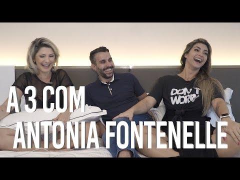 A 3 COM ANTONIA FONTENELLE | SHIPPEI #MILLY com MICO FREITAS