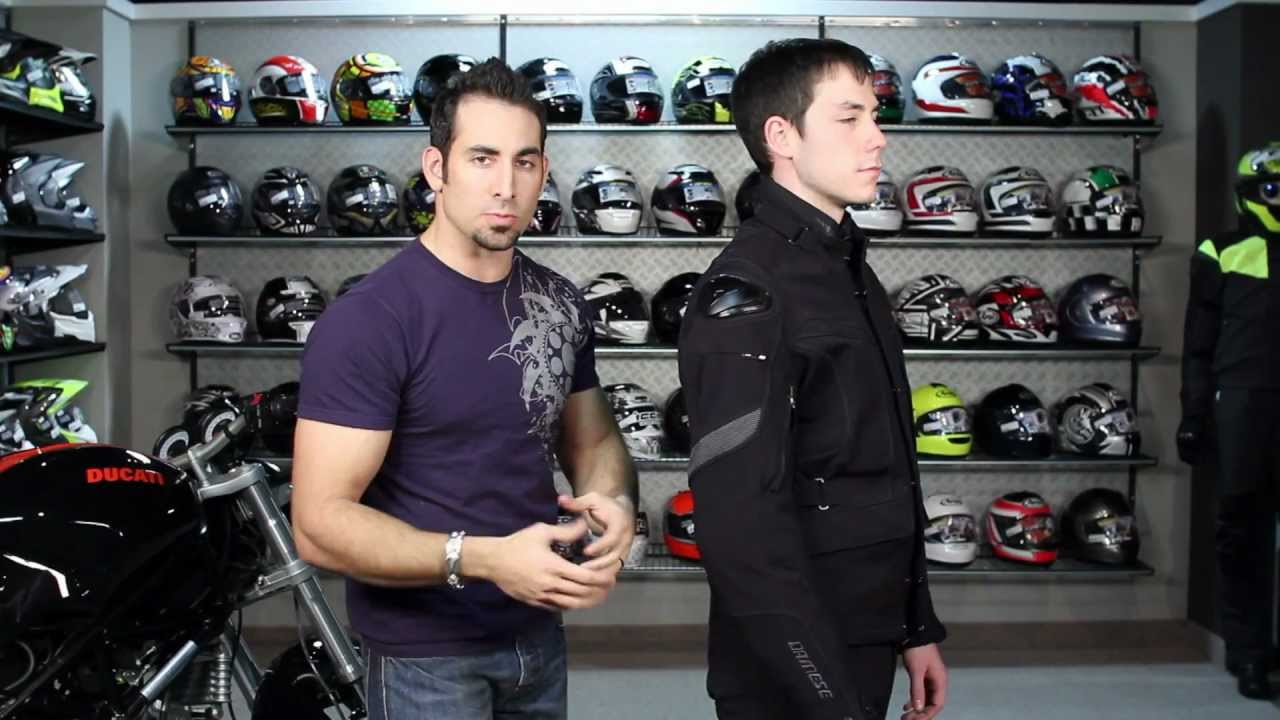 Gore Tex Motorcycle Jacket Dainese Talos Gore-Tex Jacket Review at RevZilla.com - YouTube