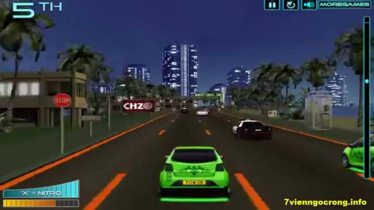 Game Dua Xe 3D – Game Đua Xe Oto 3D hay cho PC và Laptop