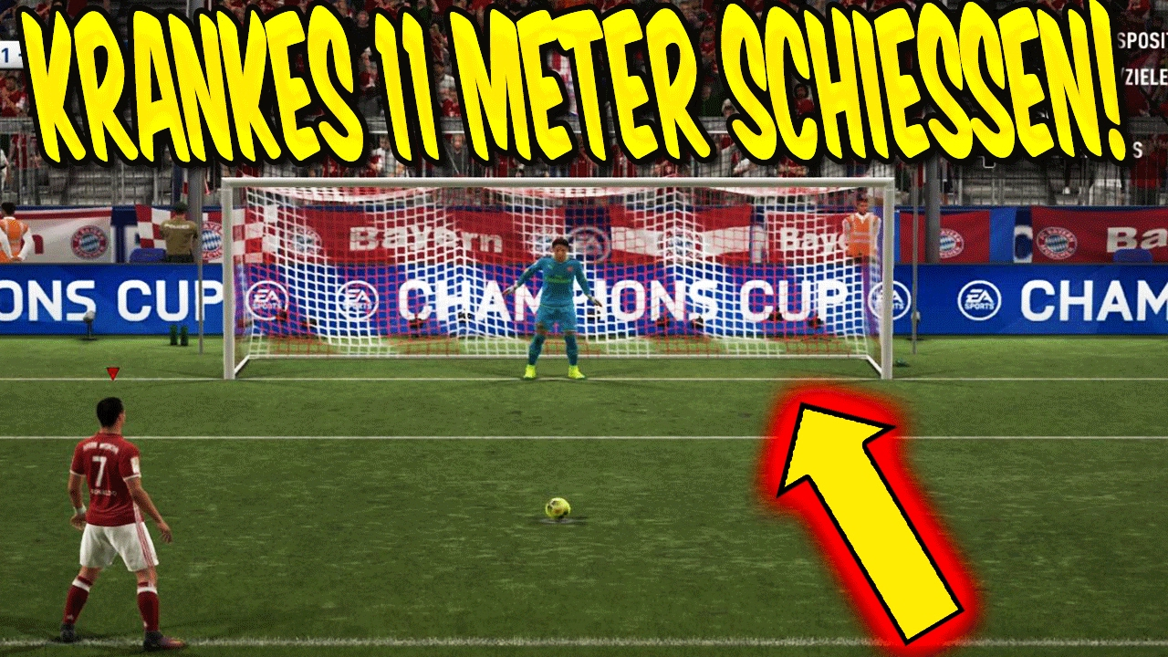 Deutschland 11 Meter Schießen