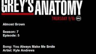 705 Kyle Andrews - You Always Make Me Smile