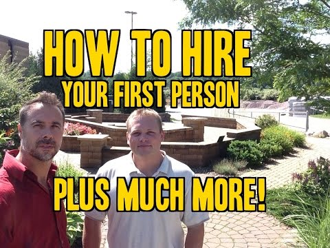 How to Hire Employees and How to Start a Business