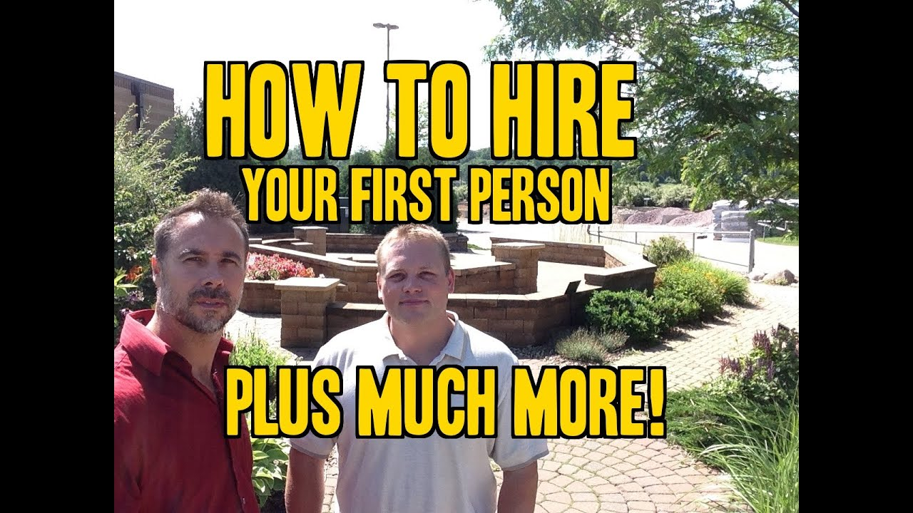 how to start a business with employees