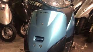 Обзор На Скутер Honda Tact Af75 4t , 50cc Из Японии.
