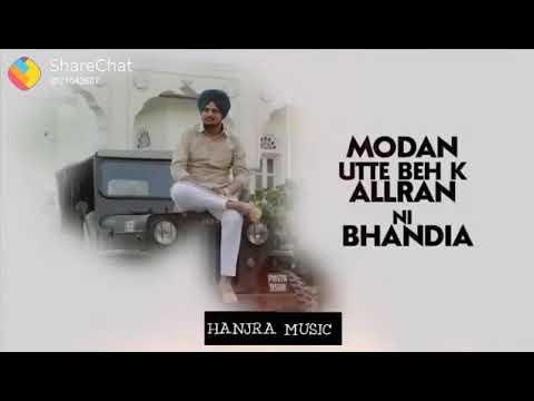 Tu Mandeer Sidhu Moose Wala (mr.jatt.com) New Song - YouTube c8ac847eb8115