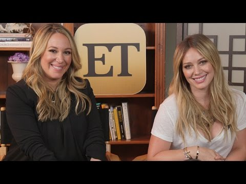 Hilary & Haylie Duff Have Some Sisterly Advice for Kendall & Kylie Jenner