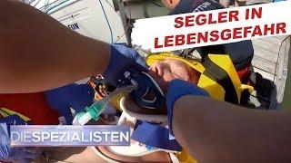 Beim Segeln schwer gestürzt - Patient in Lebensgefahr | Auf Streife - Die Spezialisten | SAT.1 TV