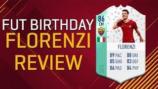 BEST POSSIBLE AS ROMA TEAM ON FIFA 18! w/ FUT BIRTHDAY FLORENZI