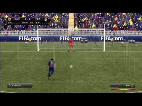 Lionel Messi vs Cristiano Ronaldo Full Time + Penalty Shoot Out