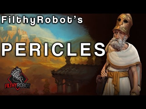 Filthy's Civ6: How Good is Pericles' Greece