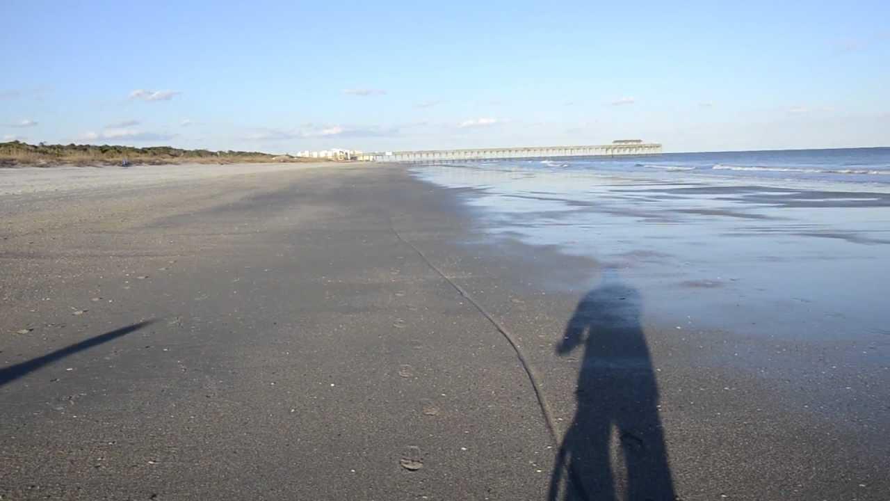 1m43s Sur La Plage De Myrtle Beach