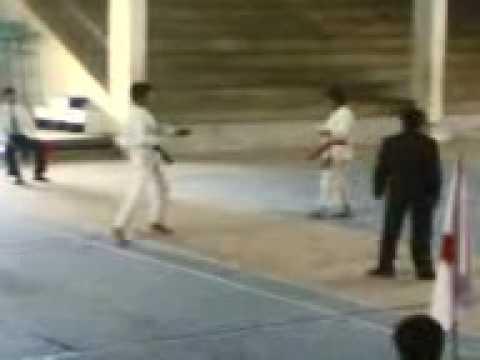 karate giải huyện