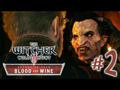The Witcher 3: Blood And Wine - Parte 2: Entrevista Com O Vampiro '-' [ PC - Playthrough PT-BR ]