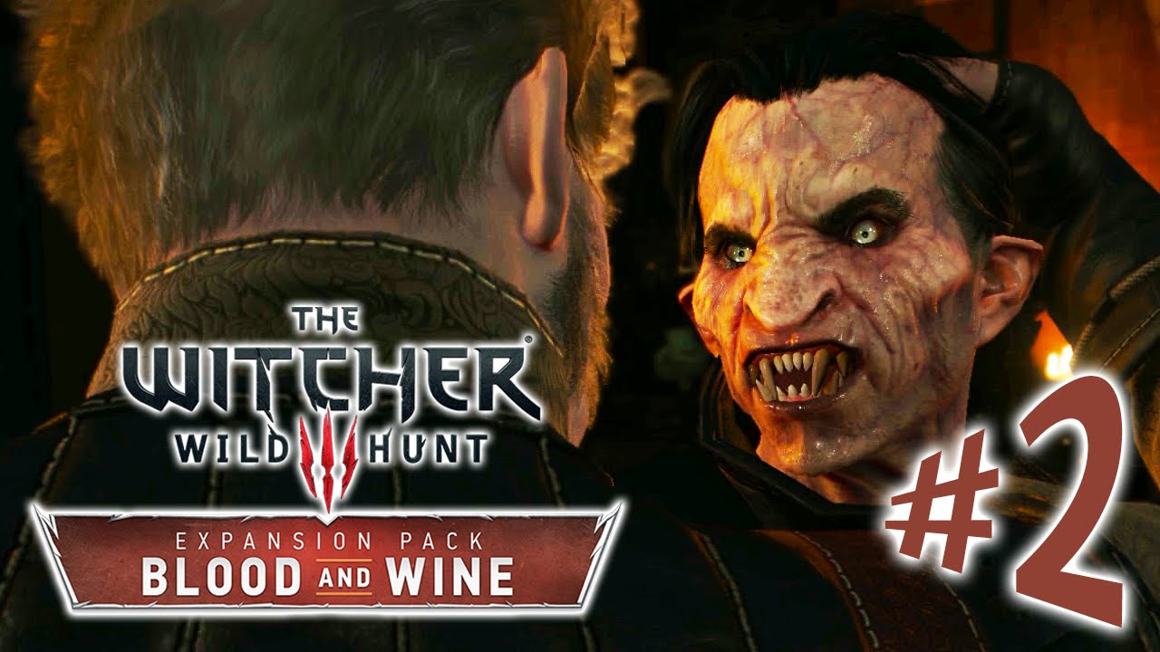 The Witcher 3: Blood And Wine - Parte 2: Entrevista Com O Vampiro '-' [ PC - Playthrough P