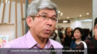 Re-opening of Sengkang Public Library
