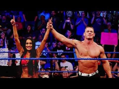 Road to WrestleMania 33: John Cena & Nikki Bella vs. The Miz & Maryse