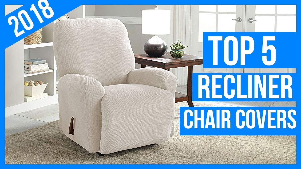 Best Recliner Chair Covers in 2018 – Reviews   Buyer s Guide - YouTube 93a4ce8b06a3