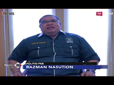 Razman Nasution: Mengkritik Enak, Pemerintah Sulit dengan Janji-janji Pilpres - iNews Pagi 16/01