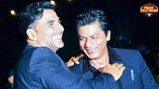 Akshay Kumar On Avoiding A Box Office Clash With Shahrukh Khan | Bollywood News