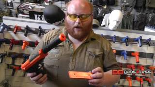 double eagle m22 spring airsoft bb gun review