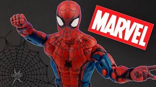 Фигурка ЧЕЛОВЕКА-ПАУКА : ВОЗВРАЩЕНИЕ ДОМОЙ от Marvel Legends! ОБЗОР ФИГУРКИ