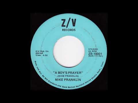 Mike Franklin - A Boy's Prayer