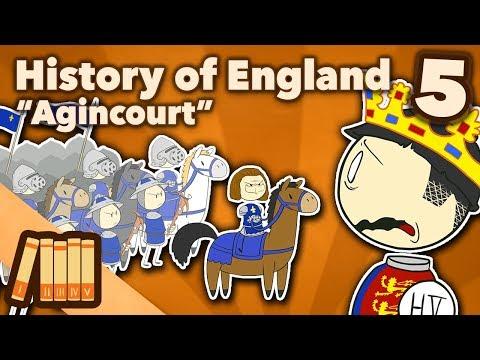 History Of England - Agincourt - Extra History - #5