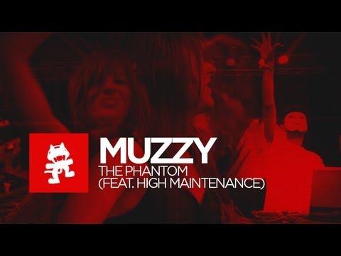 [DnB] - Muzzy - The Phantom (feat. High Maintenance) [Monstercat Official Music Video]