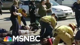 San Bernardino Police Confirm Active Shooter | MSNBC