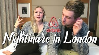 Gambar cover Airbnb Nightmare Story | TWO in ONE Day!