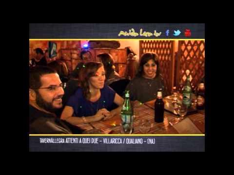 TavernAllegra ATTENTI A QUEI 2 SabatoShow Con Mario Pelliccia E MovidaLocaTv