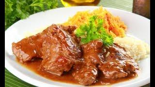 Przepis - Tradycyjne bitki wołowe (przepisy kulinarne Przepisy.pl)