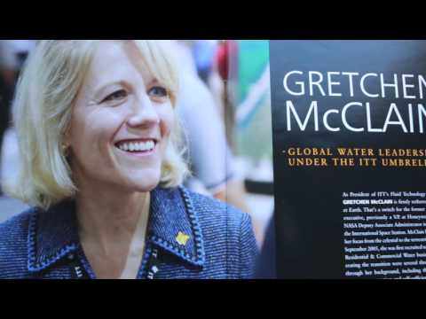 2015 UTC Hall of Fame Celebration - Gretchen McClain's Bio Video
