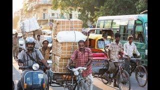 Эмигрантка рассказала об ужасах индийской столицы