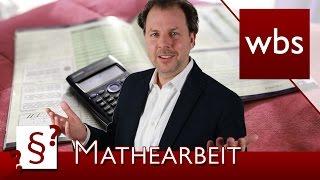 Darf ich Mathearbeiten im Internet veröffentlichen?   Rechtsanwalt Christian Solmecke