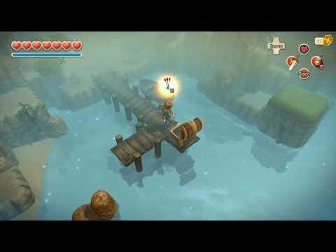 Isle Of Whispers: Part 1 | Oceanhorn: Monster Of Uncharted Seas (with DaGameTrain) | Episode #17