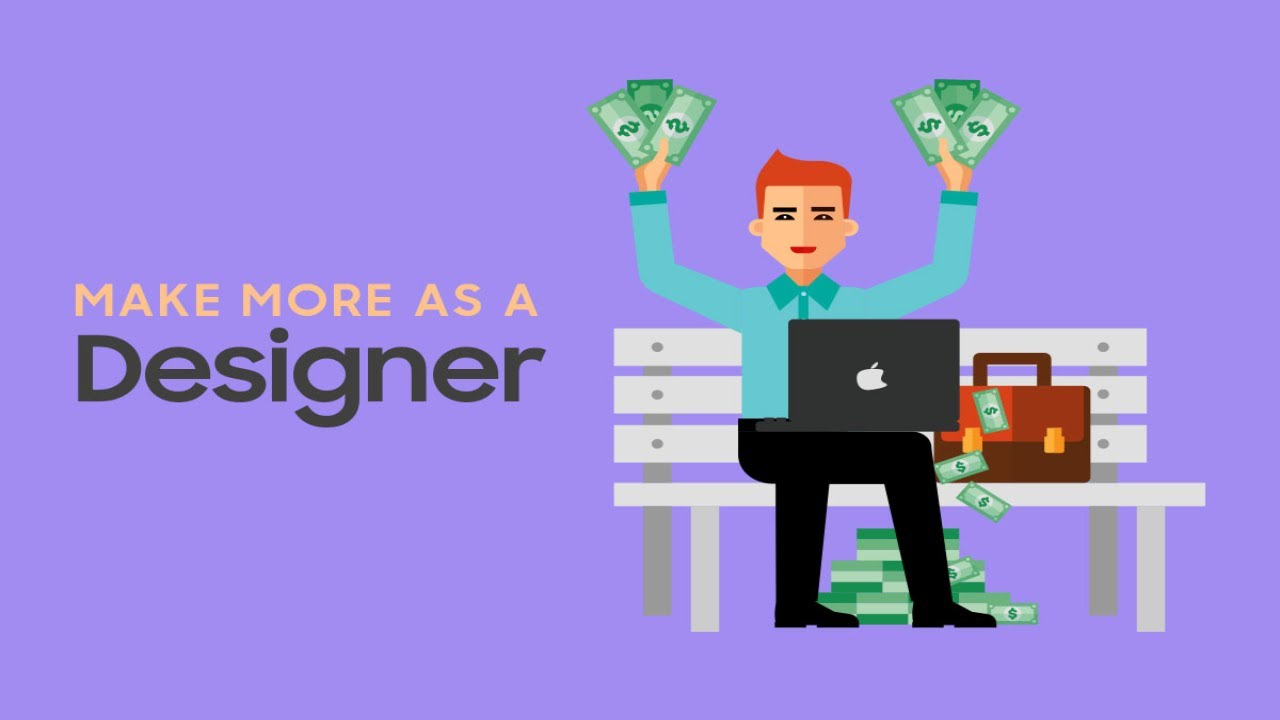How to Make Money Online as a Graphic Designer Without Any Skill! 💰