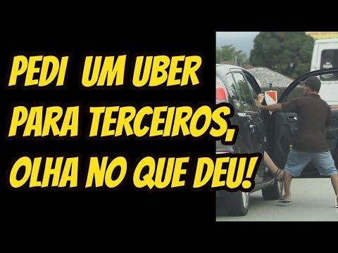 Dica para Passageiros: Cuidado ao Pedir Uber para Terceiros