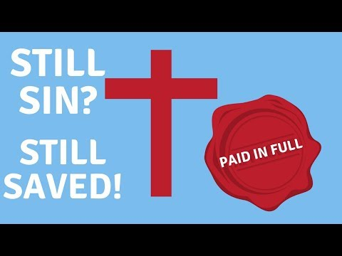 STILL SIN, STILL SAVED? | Dr. Ralph Yankee Arnold | BBN