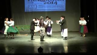 Sárvári Senior Néptánc Egyesület, Varga Zoltán- Rábaközi táncok Thumbnail