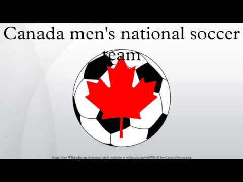 Canada men's national soccer team