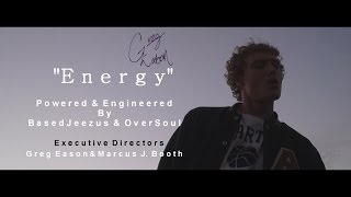 Greg Eason - Energy | (Official Directed Visual)