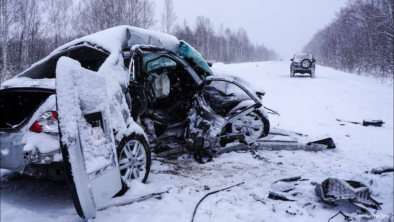 ДТП. Подборка аварий за Март 2019 #137