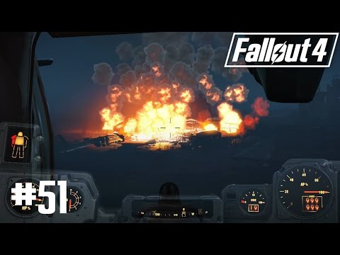 Fallout 4 - Part 51 - Rockets' Red Glare and The End of The Line