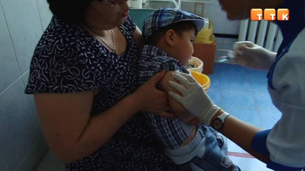 паротитная вакцина инструкция